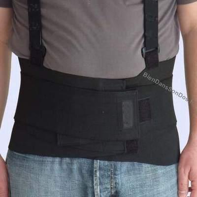 ceinture lombaire gonflable donjoy ceinture lombaire mal de dos ceinture lombaire risques. Black Bedroom Furniture Sets. Home Design Ideas
